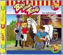Ulf Tiehm: Bibi und Tina 08. Der Hufschmied, CD