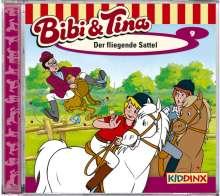 Bibi und Tina 09. Der fliegende Sattel, CD