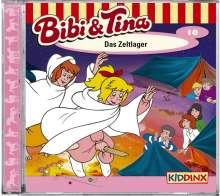 Bibi und Tina 10 Das Zeltlager, CD