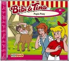 Bibi und Tina 11. Papis Pony, CD