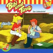 Bibi und Tina 12. Der Liebesbrief. CD, CD