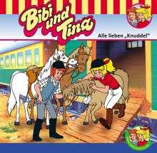 Bibi und Tina 16. Alle lieben Knuddel, CD