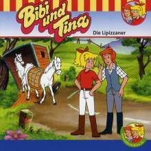 Bibi und Tina 18. Die Lipizzaner, CD