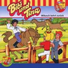 Ulf Tiehm: Bibi und Tina 22. Mikosch kehrt zurück, CD