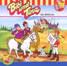 Bibi und Tina 24. Der Millionär. CD, CD