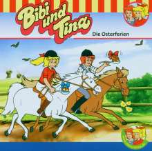Bibi und Tina 26. Die Osterferien, CD