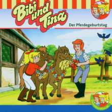 Ulf Tiehm: Bibi und Tina 27. Der Pferdegeburtstag. CD, CD