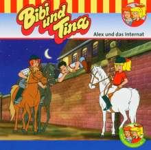 Bibi und Tina 33. Alex und das Internat. CD, CD
