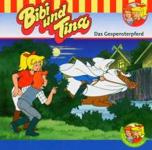 Bibi und Tina 34. Das Gespensterpferd. CD, CD