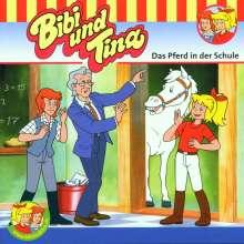Bibi und Tina 36. Das Pferd in der Schule, CD