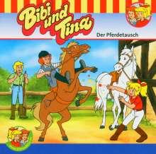 Bibi und Tina 37. Der Pferdetausch.. CD, CD