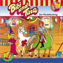 Bibi und Tina 41. Der Pferdefasching. CD, CD