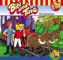 Bibi und Tina 42. Die Superponys. CD, CD