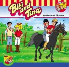 Bibi und Tina 43. Konkurrenz für Alex. CD, CD