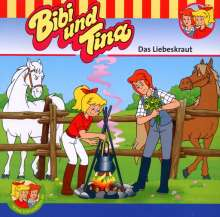 Folge 46: Das Liebeskraut, CD