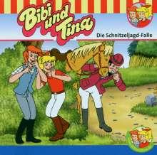 Ulf Tiehm: Bibi und Tina 47. Die Schnitzeljagd-Falle. CD, CD