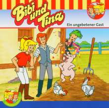 Bibi und Tina 48. Ein ungebetener Gast. CD, CD
