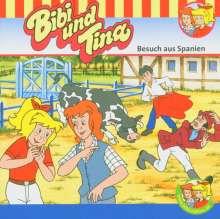 Bibi und Tina 51. Besuch aus Spanien. CD, CD