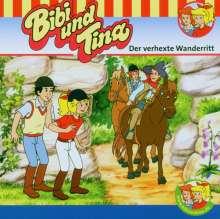 Bibi und Tina 53. Der verhexte Wanderritt. CD, CD