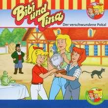 Ulf Tiehm: Bibi und Tina 55. Der verschwundene Pokal. CD, CD