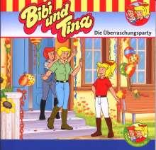 Bibi und Tina 56. Die Überrraschungsparty, CD