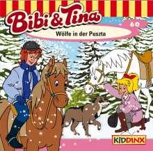 Bibi und Tina 60. Wölfe In Der Puszta, CD