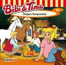 Ulf Tiehm: Bibi und Tina 62, CD