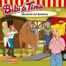 Ulf Tiehm: Bibi und Tina 65. Abschied von Amadeus, CD