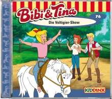 Bibi & Tina 76. Die Voltigier-Show, CD