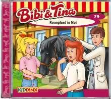 Bibi & Tina 79. Rennpferd in Not, CD