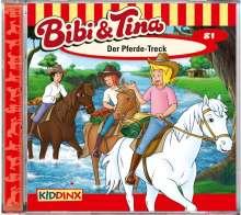 Bibi & Tina 81. Der Pferde-Treck, CD