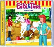 Bibi und Tina 82. Die Reiterspiele, CD