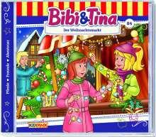 Folge 84: Der Weihnachtsmarkt, CD