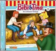 Bibi und Tina 88. Ein schlimmer Verdacht, CD