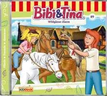 Bibi und Tina 89. Wildgänse-Alarm, CD