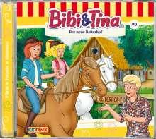 Bibi und Tina 90. Der neue Reiterhof, CD