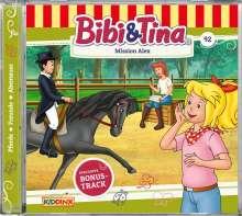 Bibi und Tina 92: Mission Alex, CD