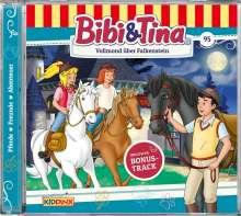 Bibi und Tina 95: Vollmond über Falkenstein, CD