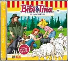 Bibi und Tina 97: Die junge Schäferin, CD