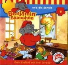 Elfie Donnelly: Benjamin Blümchen 006 und die Schule, CD