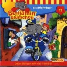 Elfie Donnelly: Benjamin Blümchen 012 als Briefträger, CD
