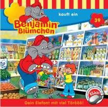 Elfie Donnelly: Benjamin Blümchen 039, CD