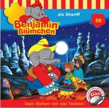 Elfie Donnelly: Benjamin Blümchen 050, CD