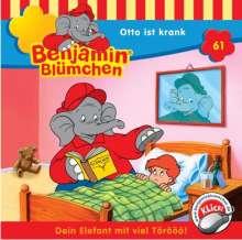 Elfie Donnelly: Benjamin Blümchen 061. Otto ist krank, CD