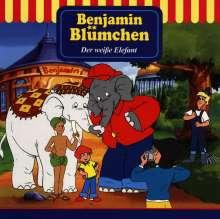 Benjamin Blümchen: Der weiße Elefant (82), CD