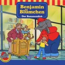 Benjamin Blümchen 096. Der Bananendieb. CD, CD