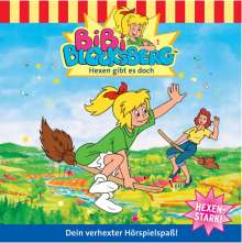 Elfie Donnelly: Bibi Blocksberg 01, CD