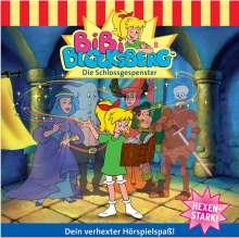 Elfie Donnelly: Bibi Blocksberg 08. Die Schloßgespenster, CD