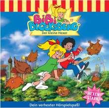 Ulli Herzog: Bibi Blocksberg 17. Der kleine Hexer, CD