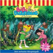 Elfie Donnelly: Bibi Blocksberg 28 ... im Dschungel, CD